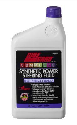 Lubegard 23232 Complete Synthetic Power Steering Fluid