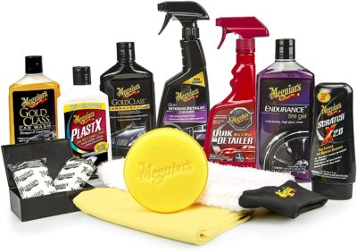 Meguiar's Complete Car Care Kit
