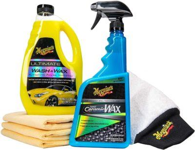 Meguiar's Premium Wash and Wax