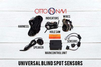 OttoNavi Blind Spot Monitor