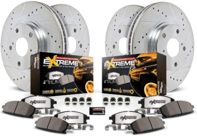 Power Stop K6268-36 Z36 Truck and Tow Brake Kit