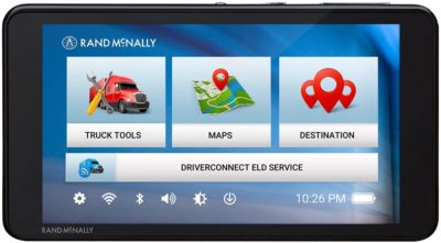 Rand McNally TND 540 LM