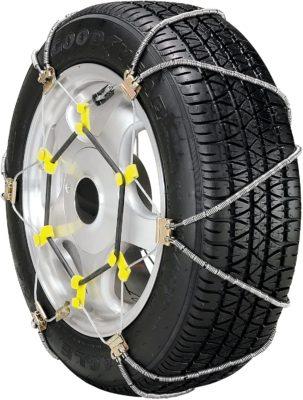 Security Chain Company SZ343 Shur Grip Super Z Passenger Car Tire Traction Chains