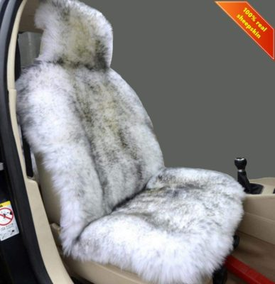 Sisha Authentic Australia Sheepskin Car Seat Cover