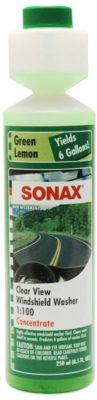 Sonax Clear View Windshield Washer
