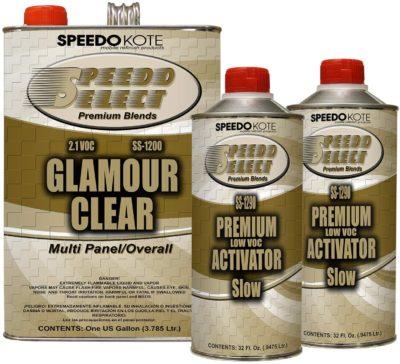 SpeedoKote Ultra High Gloss Glamour Clear