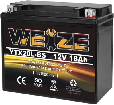Weize YTX20L-BS