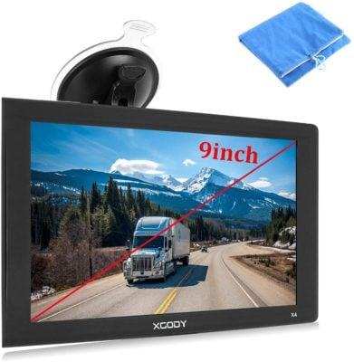 XGody GPS Navigation System