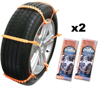 Zip Grip Go Cleated Tire Traction Device