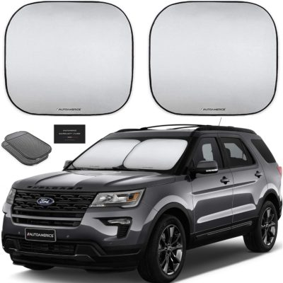 Autoamerics Windshield Sun Shade
