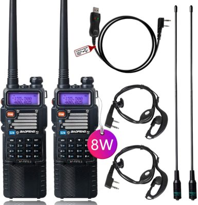 BaoFeng 8 Watt Ham Radio