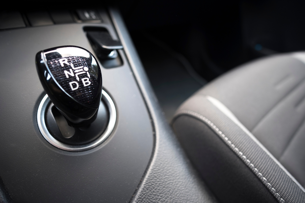 Automatic transmission CVT