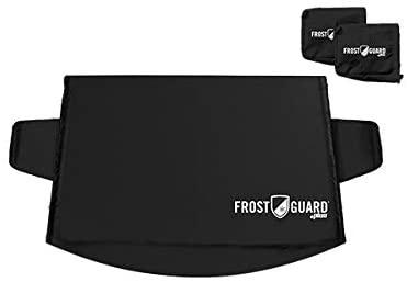 FrostGuard Plus Winter Windshield + Mirror Covers