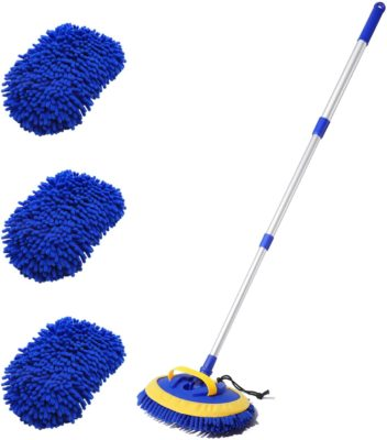 House Day 2-in-1 Car Wash Mop