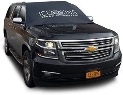 Ice King Magnetic Windshield Cover