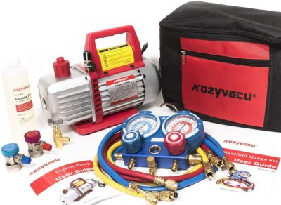 Kozyvacu AUTO AC Repair Tool Kit