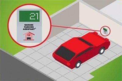 Logic XYZ Garage Parking Assistant