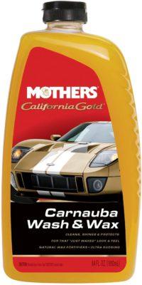 Mothers California Gold Carnauba Wash & Wax