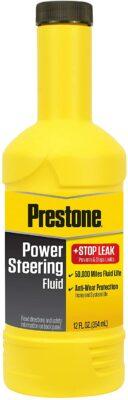 Prestone Power Steering Fluid With Stop Leak