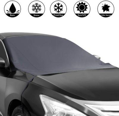 Shynerk Magnetic Edges Car Snow Cover