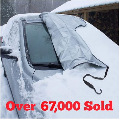 SnowOFF Windshield Snow Ice Cover