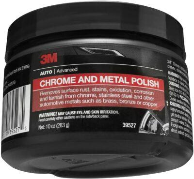3M Chrome and Metal Polish