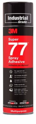 3M Super 77 Multipurpose Spray