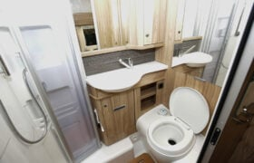 Go On the Go With the 10 Best RV Toilets