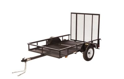 Carry-On 5x8 Open Mesh Floor Utility Trailer