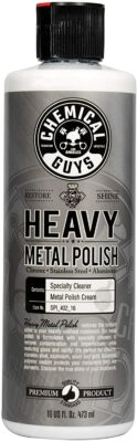 Chemical Guys Heavy Metal Polish Restorer and Protectant
