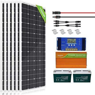 ECO-WORTHY 1KW Solar Panel Kit