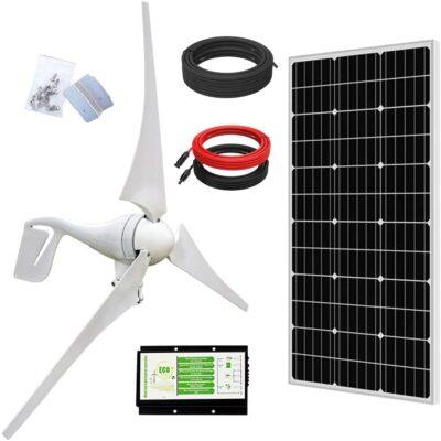 ECO-WORTHY Wind and Solar Power Kit