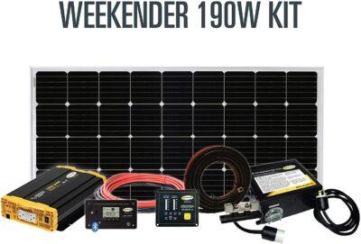 Go Power! Weekender