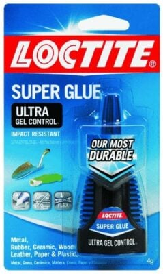 Henkel-Loctite 1363589 Super Glue Ultra Gel Control