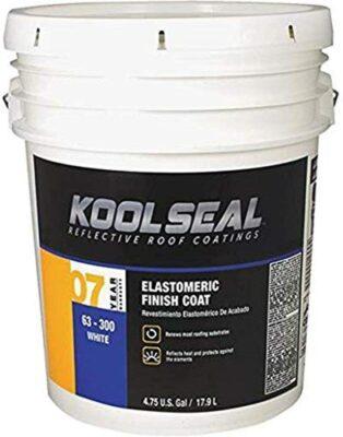 KST Coating Elastomeric Finish Coat