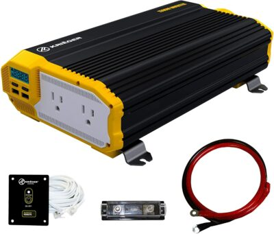 Krieger 1500 Watts Power Inverter