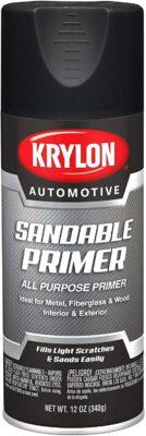 Krylon Automotive Sandable Primer