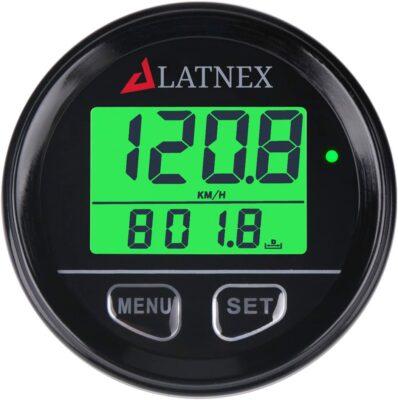 LATNEX GPS95 Universal Digital Waterproof GPS Speedometer