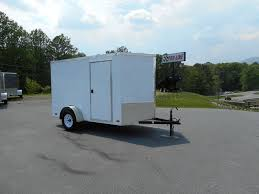 Proline 6x10 Enclosed Trailer
