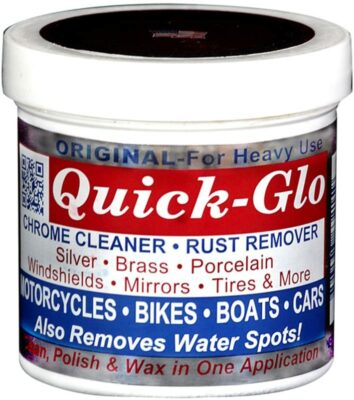 Quickway Brands Quick Glo Chrome Cleaner