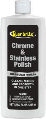 Star Brite Chrome & Stainless Polish