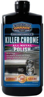 Surf City Garage Killer Chrome Polish