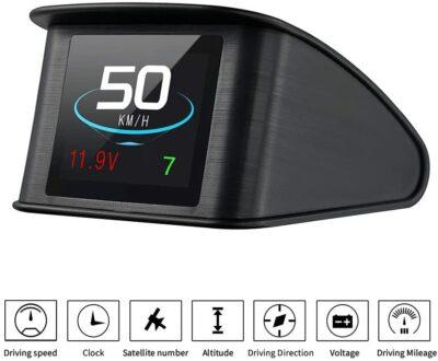 TIMPROVE T600 Universal Car HUD