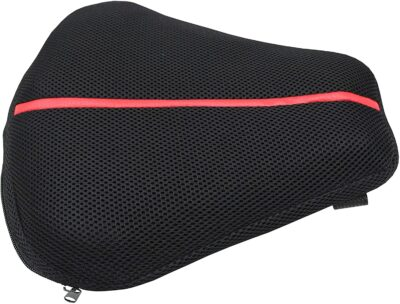 Wehope Seat Air Cushion Pad for Cruiser Motorcycles