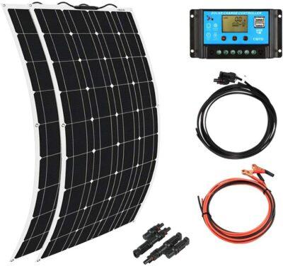 XINPUGUANG 100w Flexible Solar Panel
