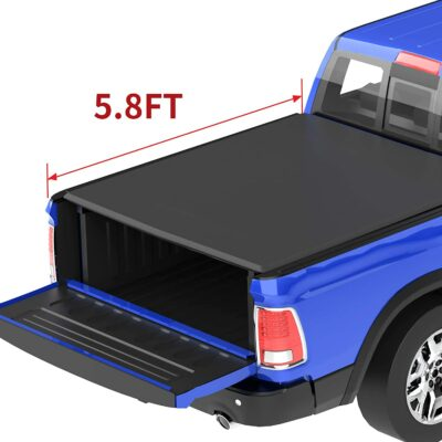 oEdRo Roll up Truck Bed Cover