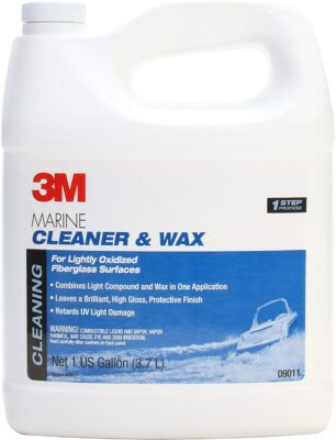 3M Marine Cleaner & Wax