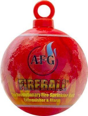AFG Fireball Mini-Fire Extinguisher Ball