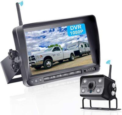 AMTIFO A7 Wireless Backup Camera