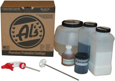 Al's Liner DIY Polyurethane Spray